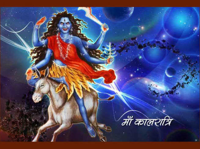 7th Day Of Navratri : Maa Kalratri Puja Vidhi, Mantra, Bhog, Aarti ...