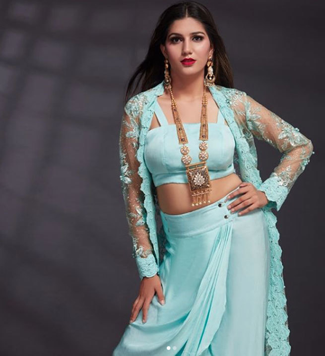 Image result for sapna chaudhary bold photoshoot