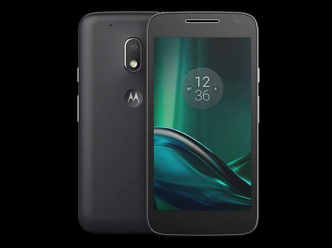 मोटोरोला ने लॉन्च किया नया स्मार्टफोन 'मोटो G4 प्ले'