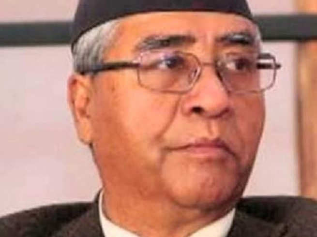 dont get nepal wrong on china issue says deuba