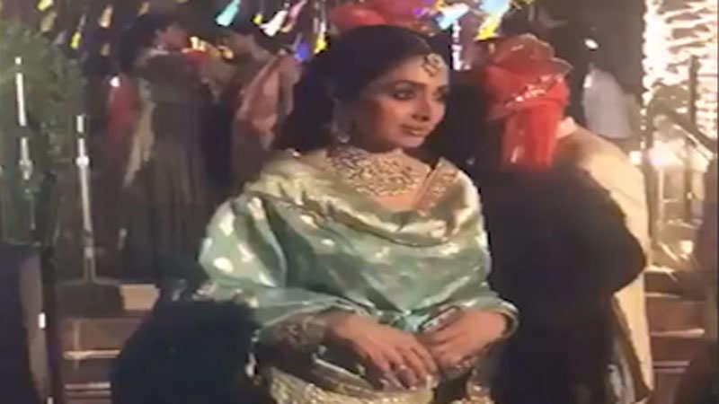 सुब्रमण्यन स्वामी ने श्रीदेवी की हत्या की आशंका जताई।