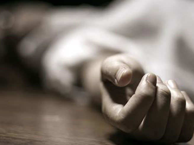 dead body of a man found in khurja bulandshahr