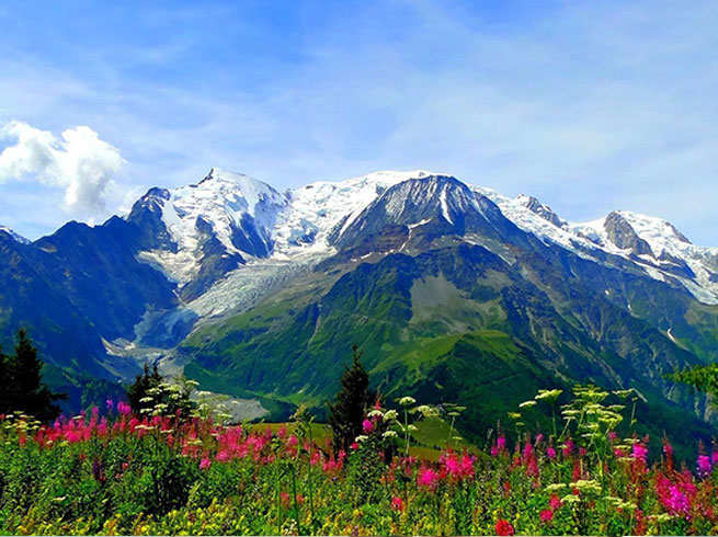 tourist places in uttarakhand and himachal pradesh for summer vacation