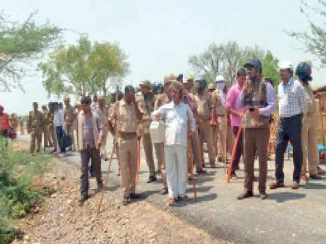 police arrest four person after labour death in kanpur thermal power plant