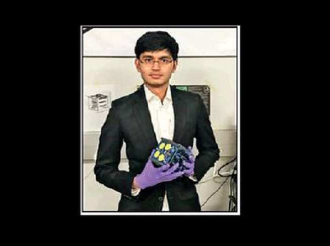 this pune student contributes in making of satellite launched by nasa