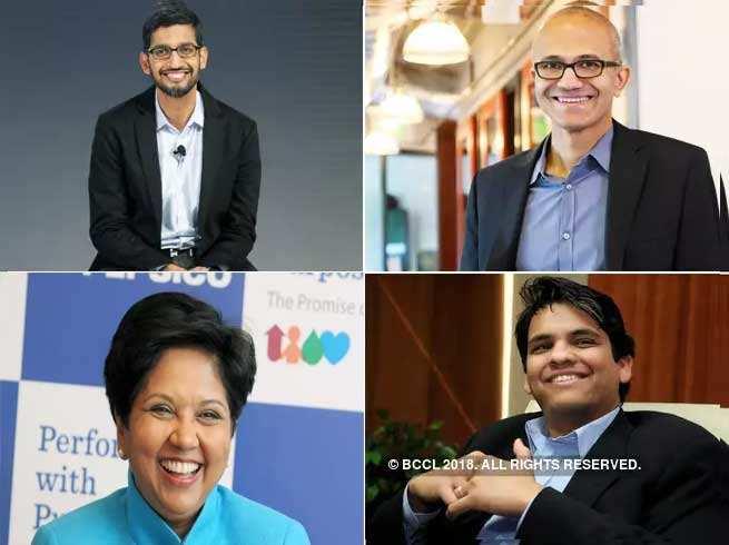 जानें कितने पढ़े-लिखे हैं भारतीय मूल के टॉप CEO
