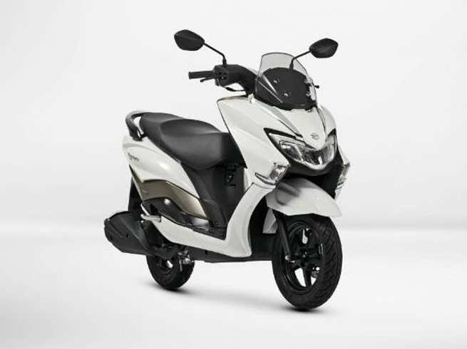 भारत में 19 जुलाई को लॉन्च होगा Suzuki Burgman Street