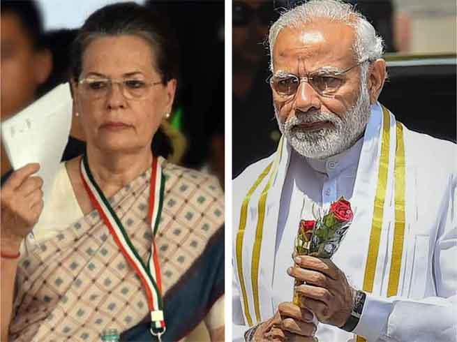 अविश्वास प्रस्ताव: एनडीए सरकार ने कसी कमर, सोनिया बोलीं- कौन कहता है हमारे पास नंबर नहीं?