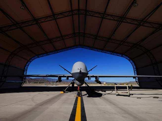 अमेरिका ने भारत को हथियार क्षमता वाले गार्जियन ड्रोन देने की पेशकश की: सूत्र