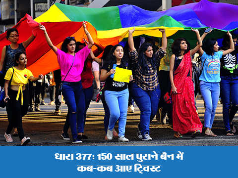समलैंगिकता अब अपराध नहीं, जानें लंबी कानूनी लड़ाई का इतिहास