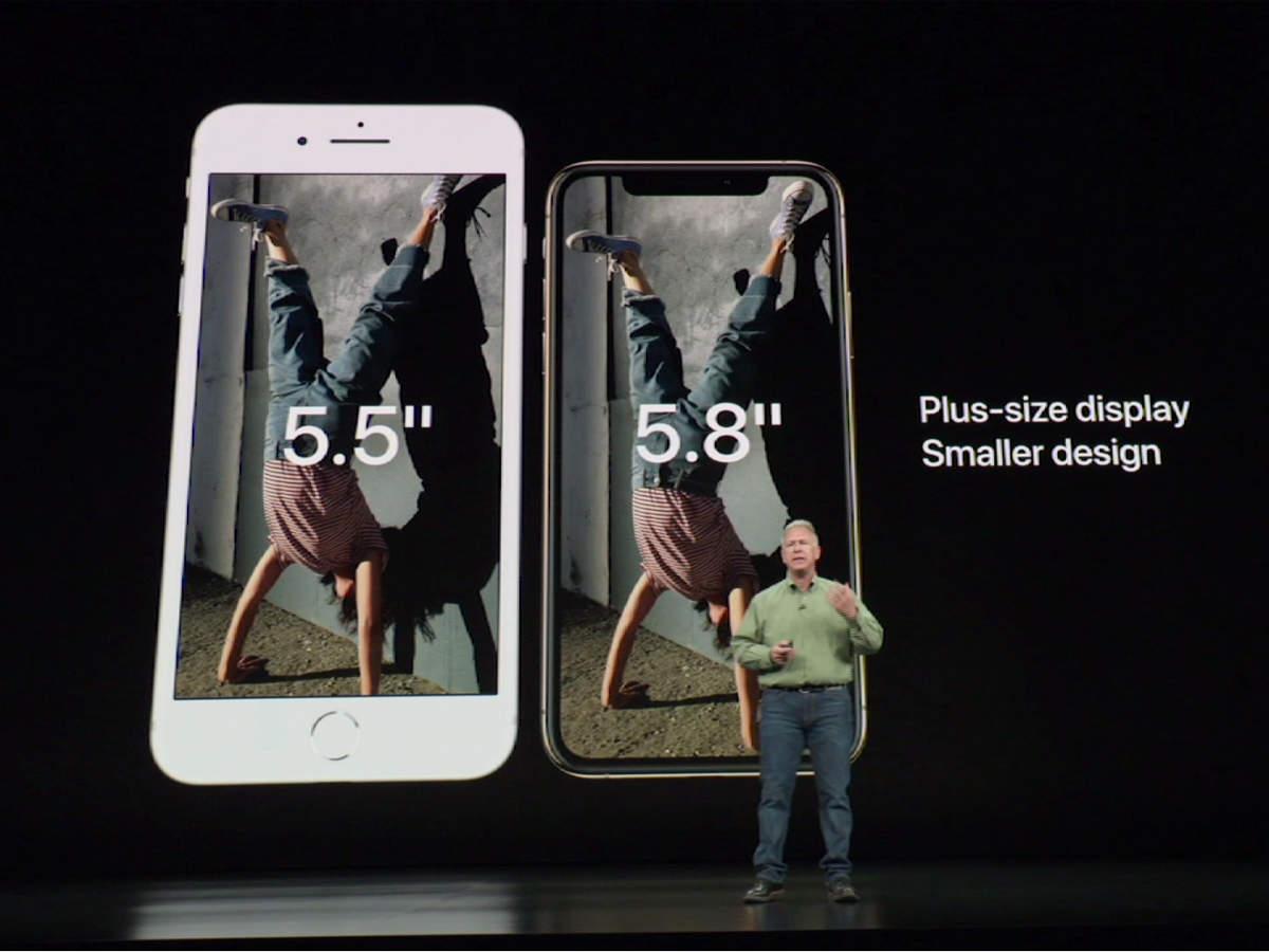 ऐपल ने अभी तक के सबसे बड़े आईफोन को किया लॉन्च, प्रशंसकों उत्साहित
