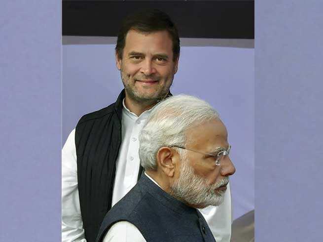 यही परिणाम दोहराए गए तो हिंदी पट्टी के तीन राज्यों में बीजेपी पर भारी पड़ जाएगी कांग्रेस