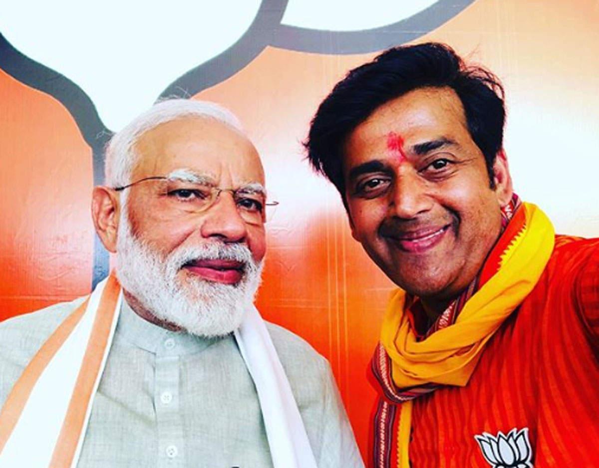 lok sabha election bhojpuri stars: Lok Sabha Election: मनोज ...