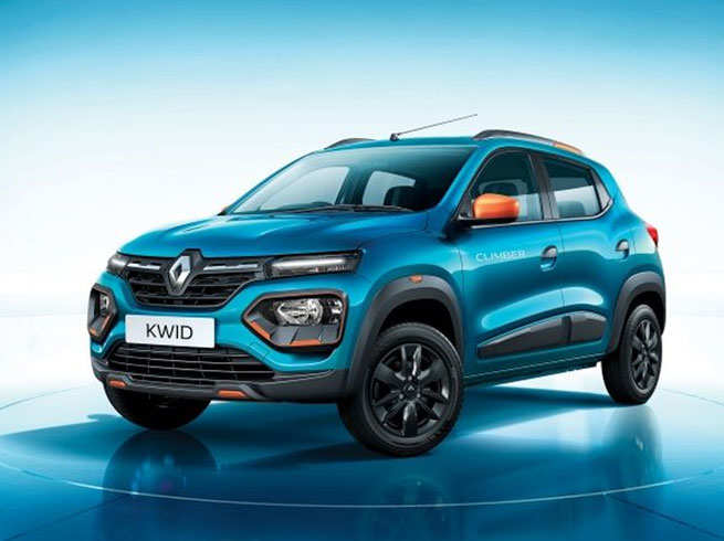 Renault Kwid Facelift Price And Features: रेनॉ क्विड 2019 ...