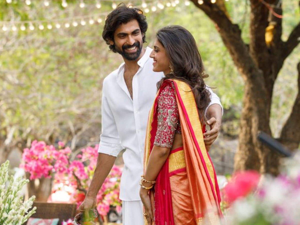rana daggubati engaged with girlfriend miheeka: बाहुबली ...