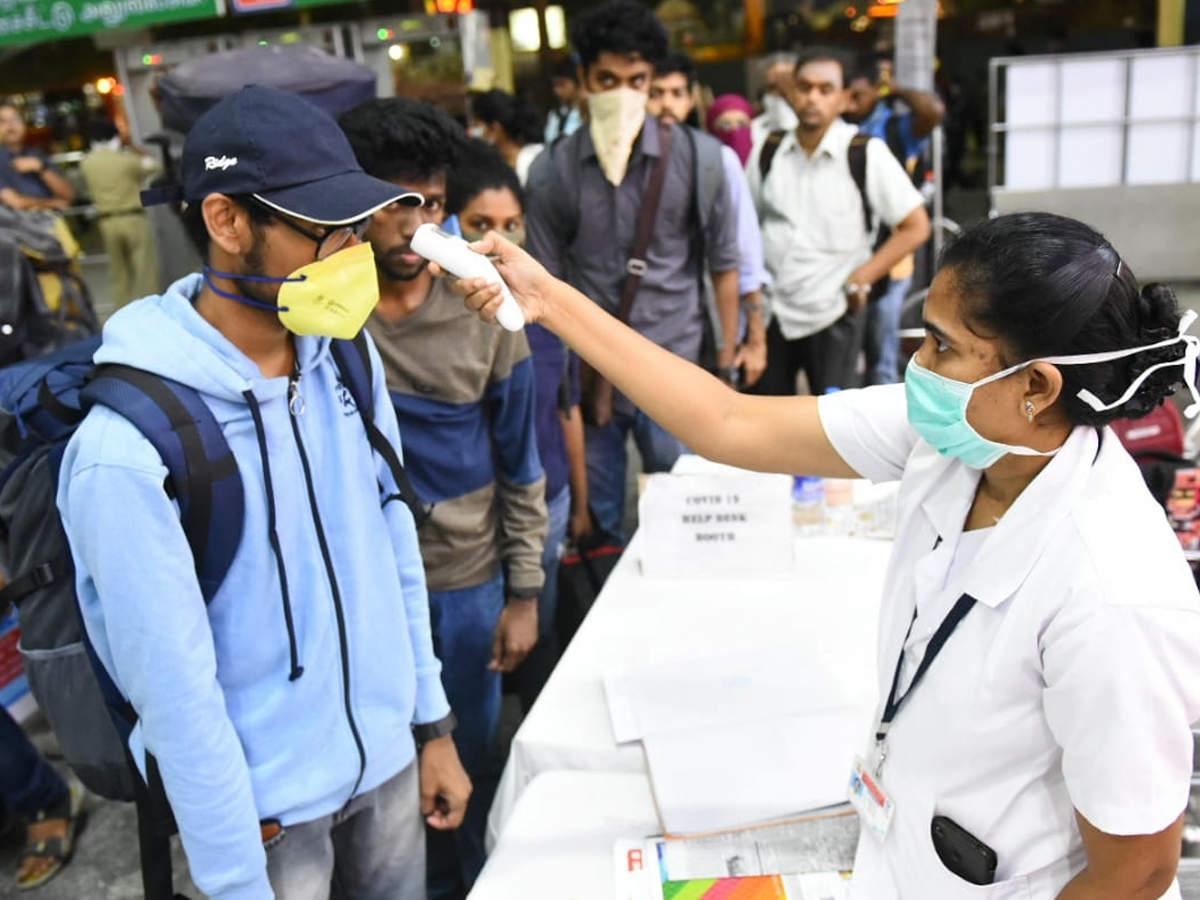 Coronavirus India And World Latest Live Updates - राज्य स्वास्थ्य विभाग के अनुसार हरियाणा में आज 2,197 नए कोविड-19 मामले, 1,972 डिस्चार्ज और 42 मौतें दर्ज़ की गई।कुल ...