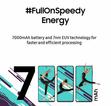 Battery FullOn Speedy Energy