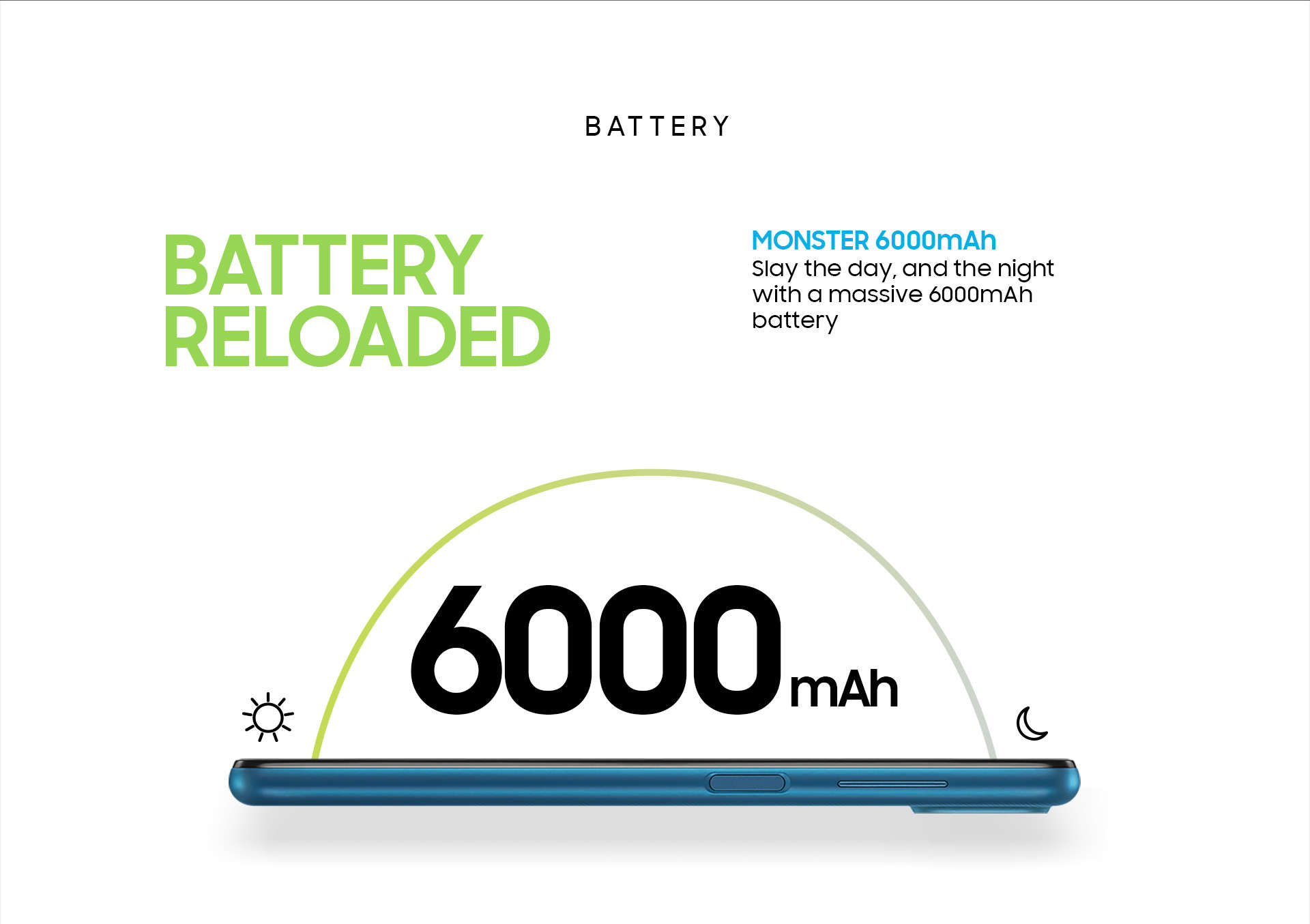 Battery reloaded
