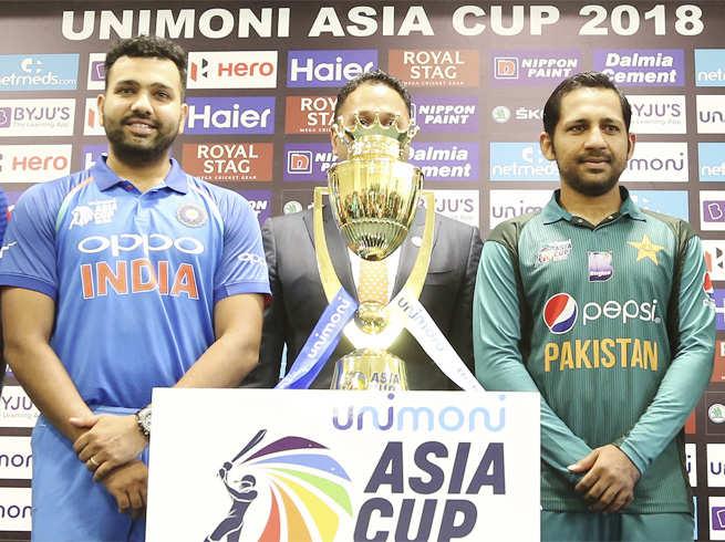 एशिया कप: भारत-पाक मैच से पहले देखें- आंकड़े