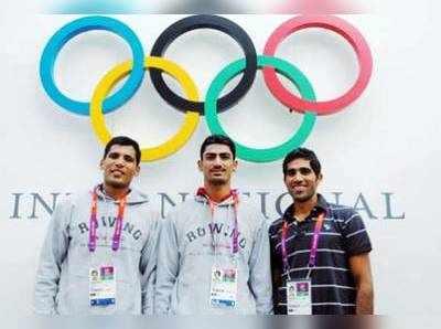 भारतीय नौकायन टीम