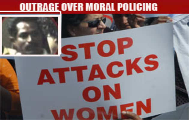 मेंगलुरु पब में महिलाओं पर हमला मामले में 8 गिरफ्तार