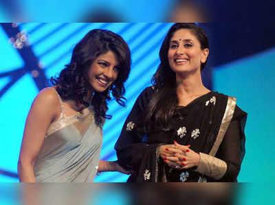 प्रियंका चोपड़ा और करीना कपूर