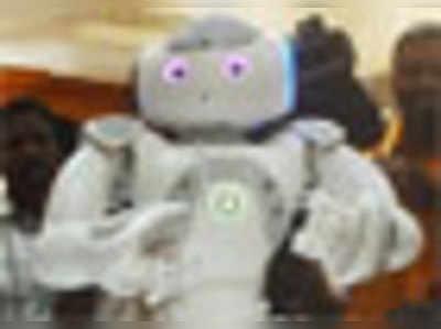 रोबॉट चलाएंगे कार!