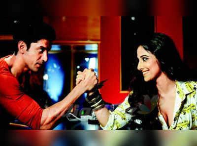 फिल्म 'शादी के साइड इफेक्ट्स' में फरहान और विद्या...