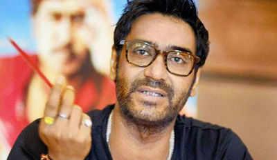 दवगनअजयdevganajay Ajay Devgan Is Concerned For His Image