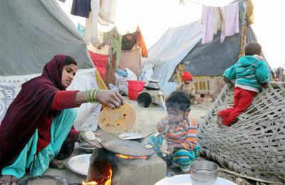 मुजफ्फरनगर में राहत शिविरों पर आतंकियों की नजर।