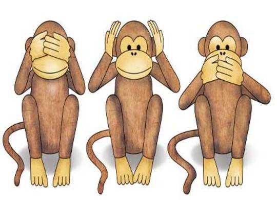 कब और कहां से आए बापू के 3 बंदर