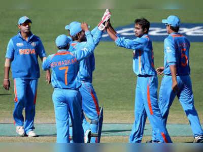 भारत अंडर 19 वर्ल्ड कप से बाहर