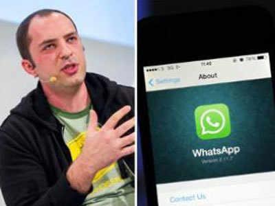 वॉट्सऐप के को फाउंडर यान कुम