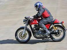 Review Royal Enfield Continental GT