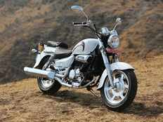 Review of DSK Hyosung aquila 250