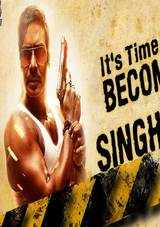 Singham Returns movie review