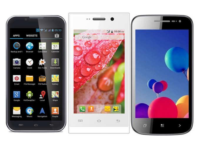 5000 रुपए से कम के 10 अच्छे स्मार्टफोन
