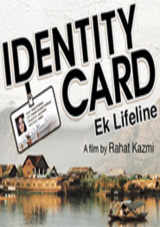 Movie Review Identity Card
