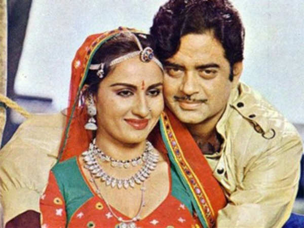 Untold love story of Shatrughan Sinha Reena Roy