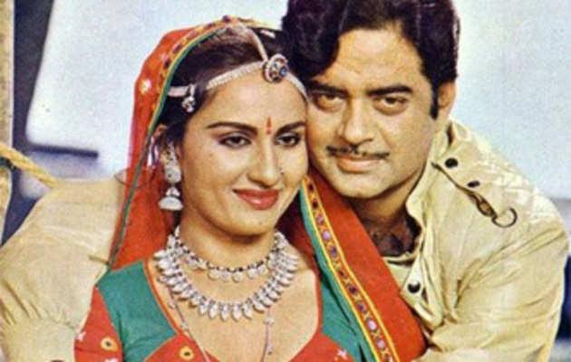 शत्रुघ्न सिन्हा और रीना रॉय की अनकही प्रेम कहानी