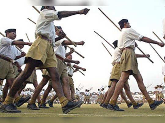 সরকারি কর্মচারিরা RSS-এ যোগ দিতে পারেন! বিতর্কে বিজেপি সরকার