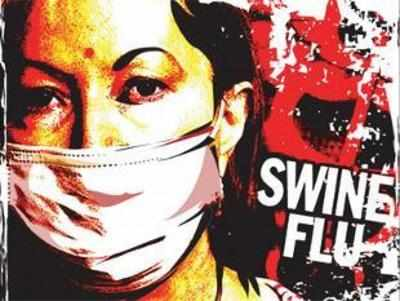 Swine flu death toll rises to 2064