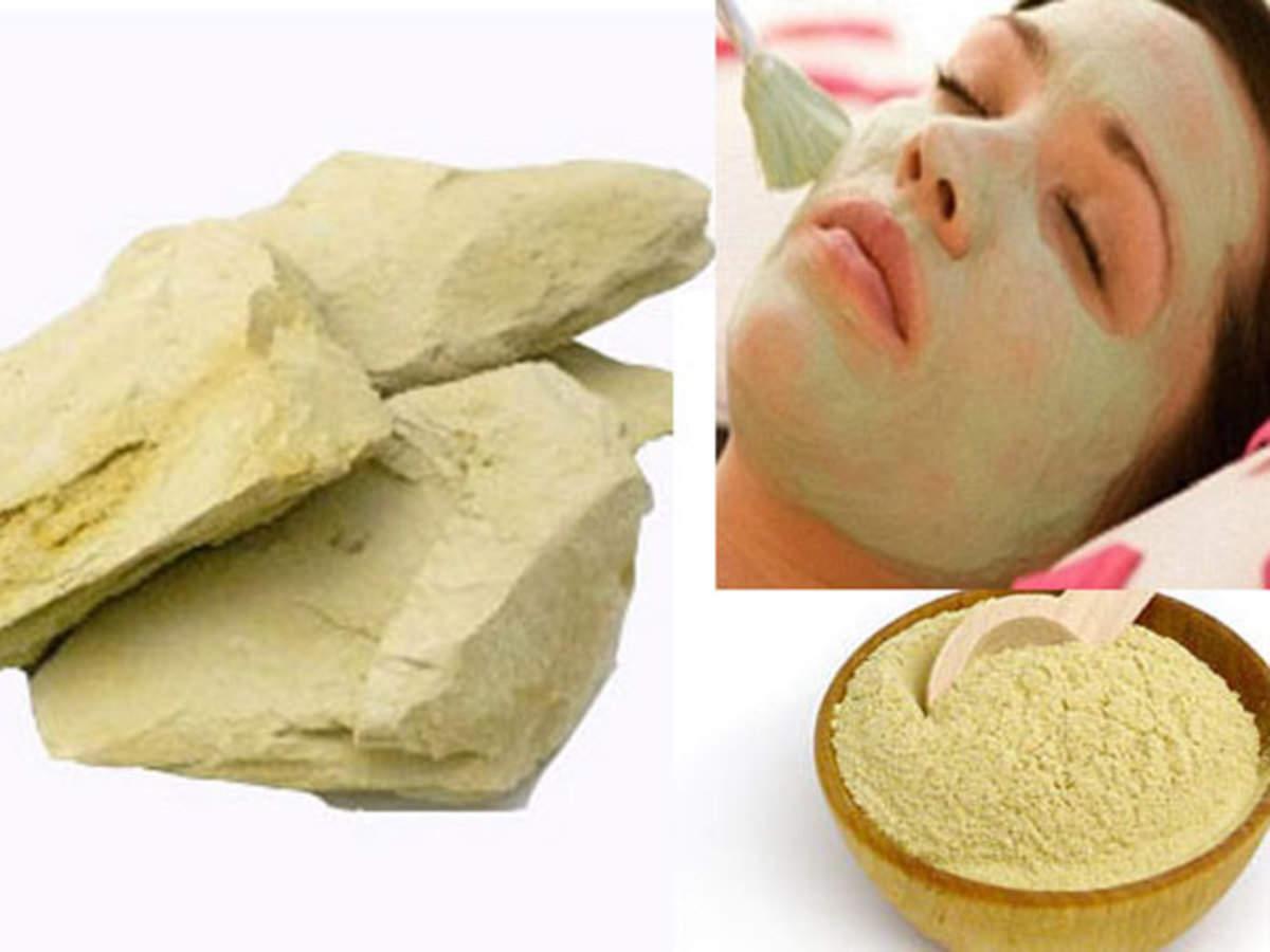 Multani mitti benefits: Multani mitti for face daily ...