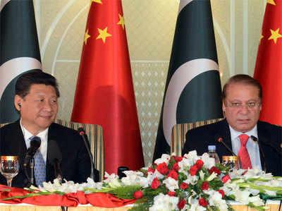 पाक-चीन ने सोमवार को विभिन्न क्षेत्रों में सहयोग के 51 एमओयू पर हस्ताक्षर किए।