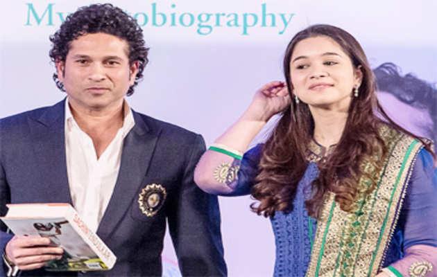 सचिन तेंदुलकर की बेटी सारा जल्द दिखेंगी फिल्मी पर्दे पर