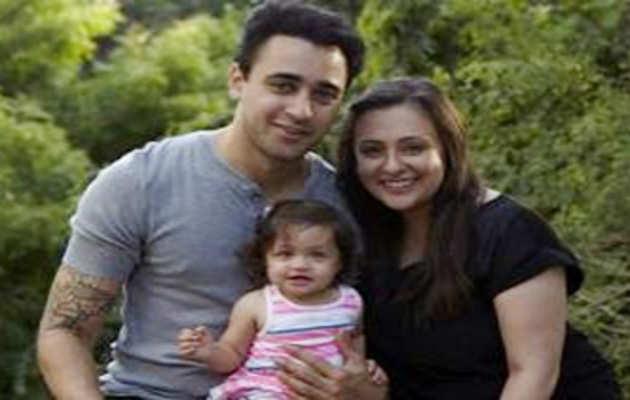 बेटी इमारा के बर्थडे पर इमरान और अवंतिका ने शेयर की फोटो