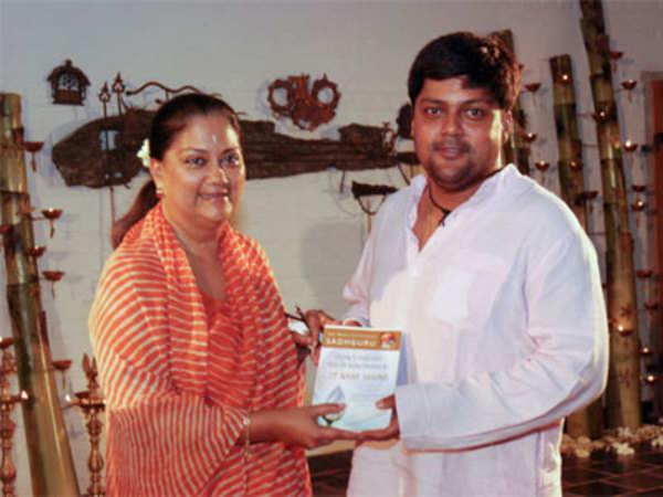 Image result for vasundhara raje son
