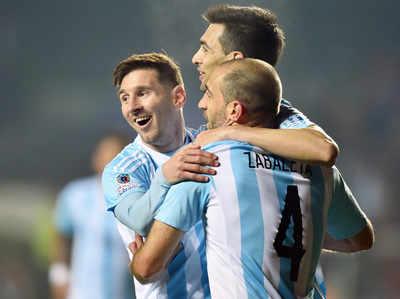 कोपा अमेरिकाः मेसी के शानदार खेल से अर्जेंटीना फाइनल में