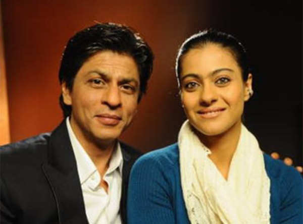 SRKs confessions about his chemistry with Kajol