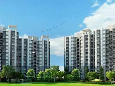 पहली छमाही में दिल्ली-एनसीआर में घरों की बिक्री 50% घटी